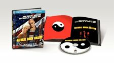 New NATURAL BORN KILLERS Blu-ray BOOK! Digibook REGISTERED POST