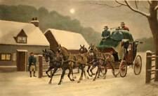 LA POSTE ROYAL D ANGLETERRE Attelage cheval équitation