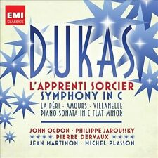 Dukas: L'Apprenti Sorcier - Symphony in C, New Music