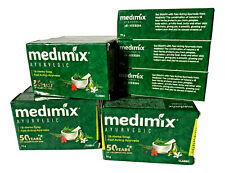 Medimix Original Soap 75g x 10 Bars (TEN) Ayurvedic 18 Herbs Skin Face Cleanse
