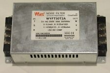 WYES Noise Filter WYFT50T2A Clean Power 250VAC 50A 50/60Hz Free Shipping!