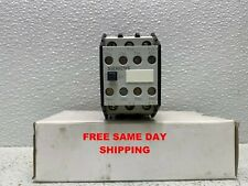 SIEMENS CONTRACTOR 3TF42 22-0AC2 ITEM 749558-A3