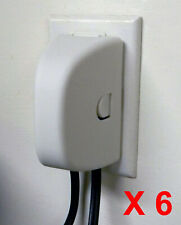 Childsafe Double Touch Plug and Electrical Outlet Covers 6 pack