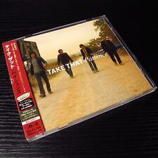 Take That - Patience JAPAN CD Mint W/OBI #134-3