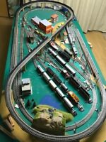 Modellbahn H0 Komplettanlage
