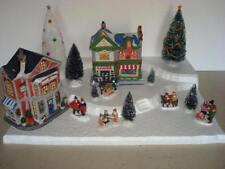 Christmas Village Display Base Platform CH11 Dept 56 Lemax Dickens Snow Village