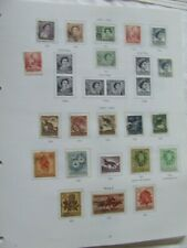 More details for australia 1950-80 used stamp collection on illustrated album pages