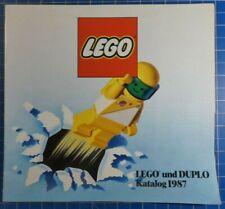 LEGO Lego und Duplo Katalog 1987 B23505