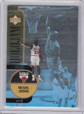 1997 Michael Jordan UD Upper Deck HOLOJAM Walmart Holo Insert #1 - Bulls