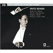 Fritz Reiner conducts Orchestral Works, Chicago Symphony Orchestra, Good