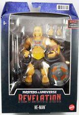 Les Maitres de l'Univers Masterverse - Revelation He-Man