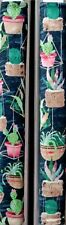 Refrigerator Oven Door Padded Handle Covers Hanging Cactus Set of Two