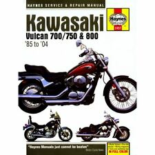 Manual Haynes for 2001 Kawasaki VN 800 B6 Vulcan Classic