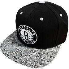 Mitchell & Ness Brooklyn Nets Court Vision NY97Z Snapback Cap Kappe Basecaps New