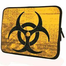 "17-17,3"" LAPTOP SLEEVE CARRY CASE BAG 4 ALL LAPTOPS, FREE POST *BIOHAZARD*"