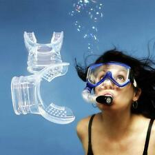 Scuba Diving Snorkel Breathing Tube Sillicone Snorkeling Equipment Water Fine