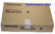 ** NEW - ORIGINAL** PA2510U PA2510UR PA2451URN PA3010U-1BAR PA3010-1BRS Battery
