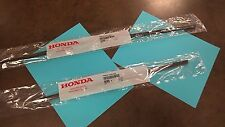 2013-2017 HONDA ACCORD NEW RUBBER WIPER BLADE INSERT SET OEM