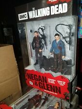 Mcfarlane Toys The Walking Dead deluxe box Negan & Glenn