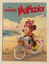 Malbuch für Kinder Disney Minnie /& co  ca:28x21cm 17 Vorlagen