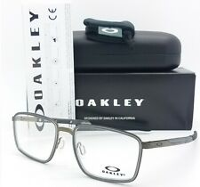 NEW Oakley Spindle RX Prescription Frame Pewter OX3235-02 54mm AUTHENTIC OX3235