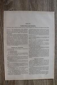 Aufsatz v C. Müller 1910-30 Lokomotiven u Zubehör Dampflok Technik Zeichnung 10S