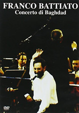franco battiato-Franco Battiato - Concerto Di Baghdad  DVD NUOVO