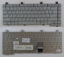Keyboard HP Compaq C300 C500 V2000 M2000 R3000 gray, US layout
