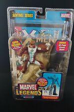 """Red Variant ANGEL Marvel Legends 16"""" Sentinel BAF Series Toy Biz MIP X-MEN 2005"""