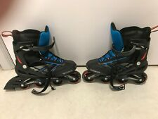 Rollers ROLLERBLADE pointure 43 / Casque / Protections genoux / coudes / mains