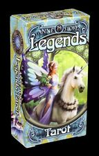 Jeu de cartes Fournier Tarot Anne Stokes Legends