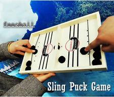 Schnelles Sling Puck Spiel Tempo SlingPuck Gewinner Brettspiele Spielzeug Juego