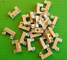 FUSE HOLDER 5 x 20 mm CFH02  PCB Fuseholder x 10pcs  + Cover available