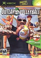 Outlaw Volleyball Xbox For Xbox Original Very Good 0E