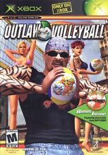 Outlaw Volleyball Xbox For Xbox Original With Manual And Case Very Good 0E