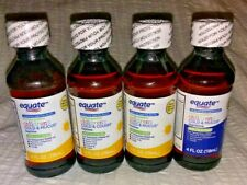 5X Equate Children's Cold & Mucus + Congestion Daytime + Nighttime 4 oz ea 9/21+