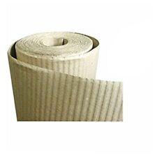 Rotolo Cartone Ondulato per Pittori Alto 1X45 mt per Imballaggio e protezione