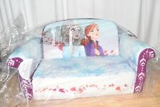 Marshmallow Furniture, Children's 2-in-1 Flip Open Foam Sofa, Frozen 2