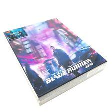 BLADE RUNNER 2049 BLU-RAY STEELBOOK HDZETA EXCLUSIVE 4K UHD LENTICULAR EDITION