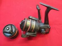 Vintage Daiwa GS 13UL Skirted Spool Spinning Reel with Spare Spool In Box