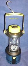CAMPING LANTERN WITH 17 LED BULBS & MAGNETIC COMPASS - BRAND NEW