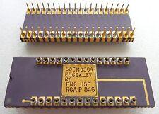 IC Microprocessor, RCA 68EM05C4 EDGE LEV RC Gold plating Piggyback
