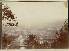 France, Hastière, Château et Jardins de Freÿr-sur-Meuse, ca.1905, vintage citrat