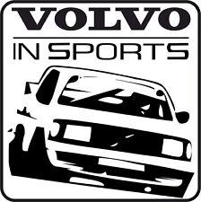 Motorsport auto da rally esterno in Vinile Decalcomanie Sponsor Racing Sport Adesivi x 2