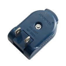 World Adapter Detachable 90 Degree 10A 250V 2 Pin Male USA Plug Connecter Socket