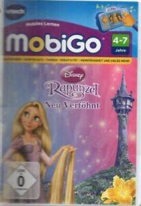 Vtech 80-251704 - MobiGo Lernspiel Rapunzel - Neu / OVP