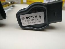 Genuine Bosch 0986221024 Ignition Coil * BRAND NEW * VW-Skoda-Audi-Seat