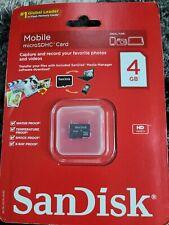 Sandisk 4gb sd card