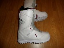 DC SEARCH BOA CINCH SNOWBOARD BOOTS WOMEN'S 7 FIT 6.5 RTL $199
