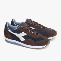 Sneakers DIADORA HERITAGE  EQUIPE EVO II SALDI Blue Corsair